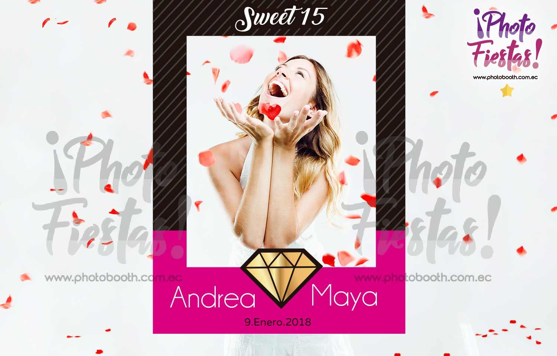 Marco Sweet Fifteen Black